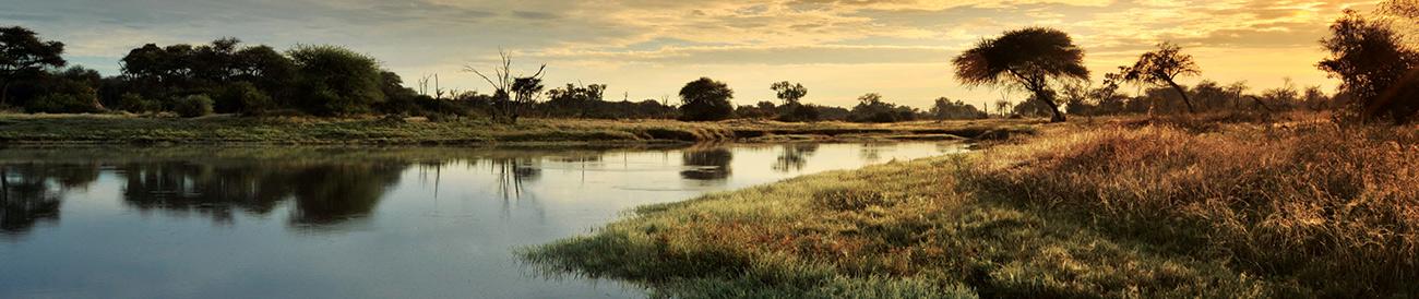 Family Zimbabwe's elephants, lakes and falls