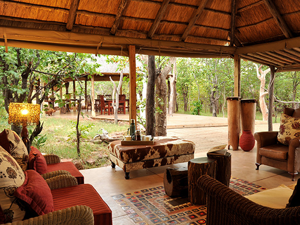 Zimbabwe safari - lodges