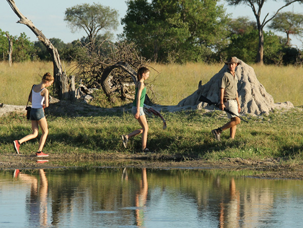 Botswana - family vacation