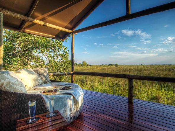 Okavango Delta - Shinde Enclave