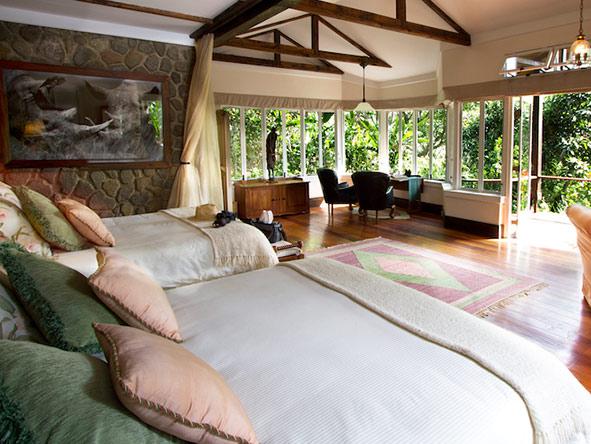 Gibbs Farm, Luxury suite