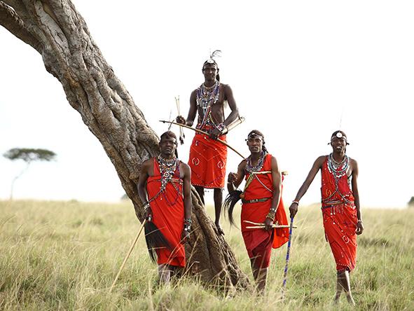 Maasai culture, Kenya