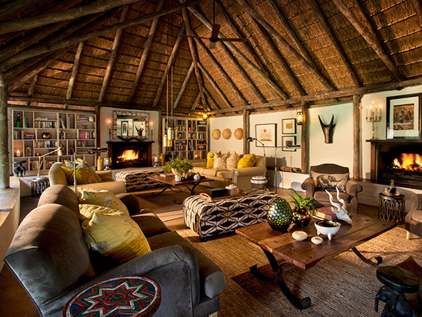 Tanda tula - main lodge