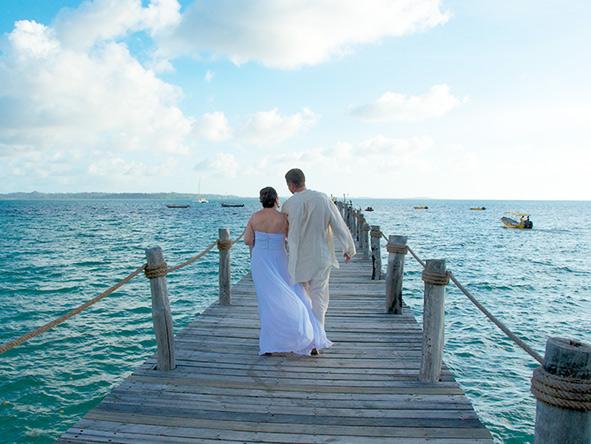 Zanzibar, Romantic vacation