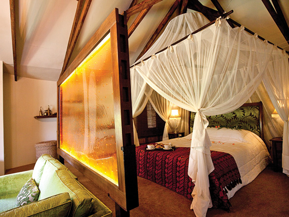 bedroom suite, Tanzania Safari