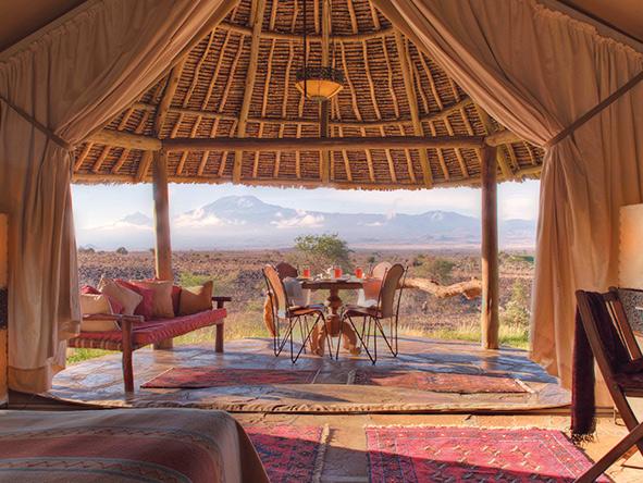 Toritilis Camp, Amboseli