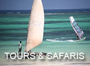 Kenya Beaches - tours & safaris
