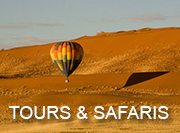 Namibia Safari - tours & safaris