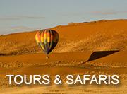 Namibia Safari - tours & safaris