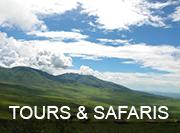 Ngorongoro Crater - tours & safaris
