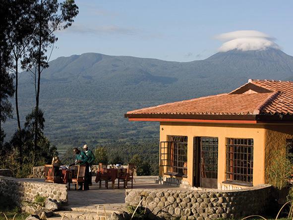 Sabinyo Silverback Lodge