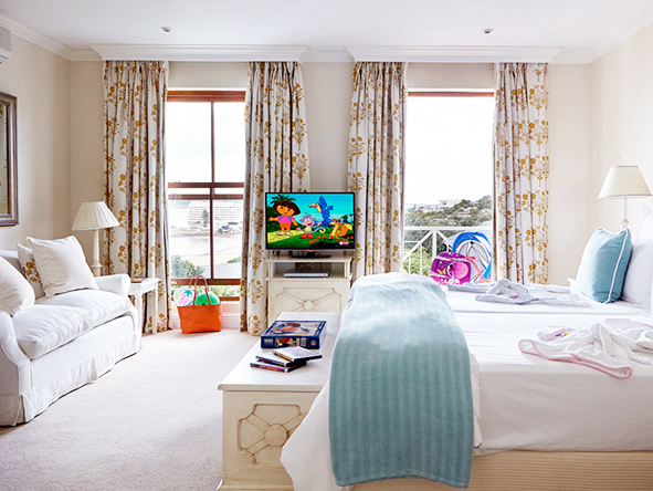 family suite, the plettenberg