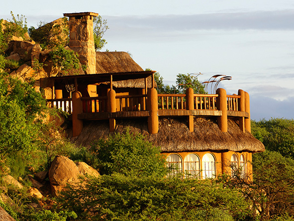 The Sanctuary at Ol Lentille, Kenya
