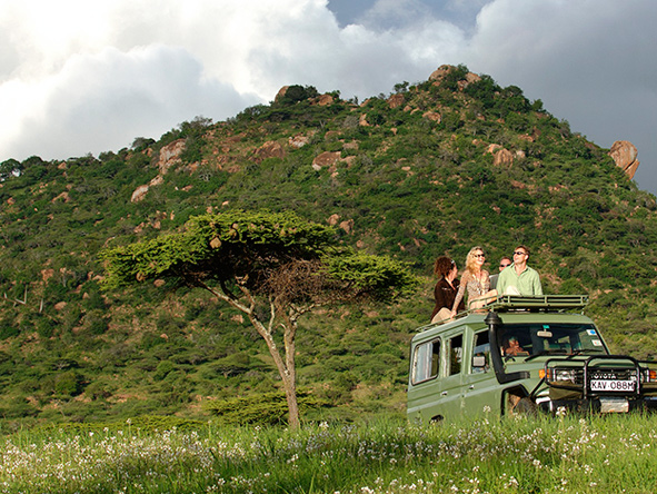 private game drives, the sanctuary at ol lentille
