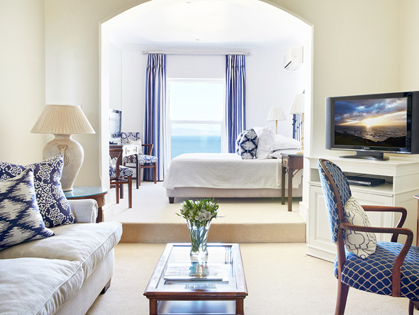 The Marine Hermanus, bedroom suite