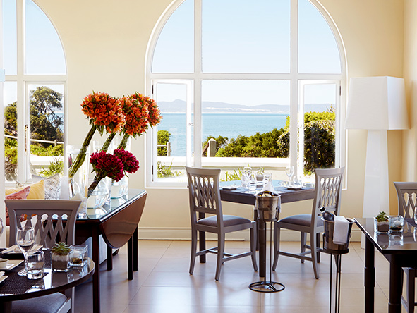 The Marine Hermanus, ocean views