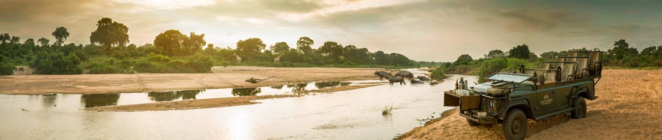 Savanna Private Game Reserve - banner