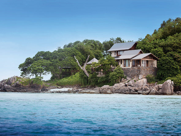 enchanted island resort, seychelles