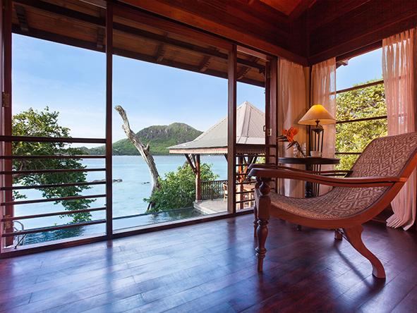 Marine Park, Seychelles