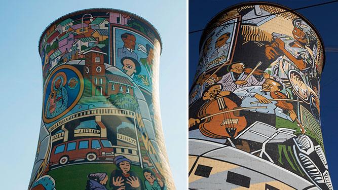 Joburg Street Art - Soweto