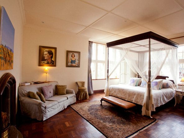 The Giraffe Manor, luxury bedrooms