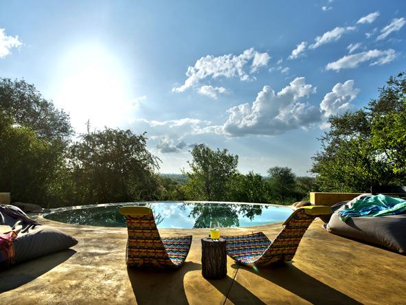 Motswari Game Lodge - Swimming Pool