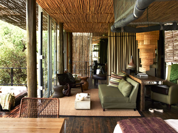Singita Sweni Lodge, Luxury Suite