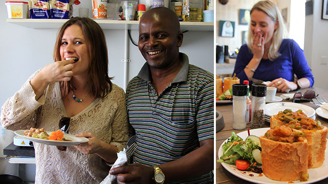 Our Top Guided Walking Tours - Foodie in Cape Town