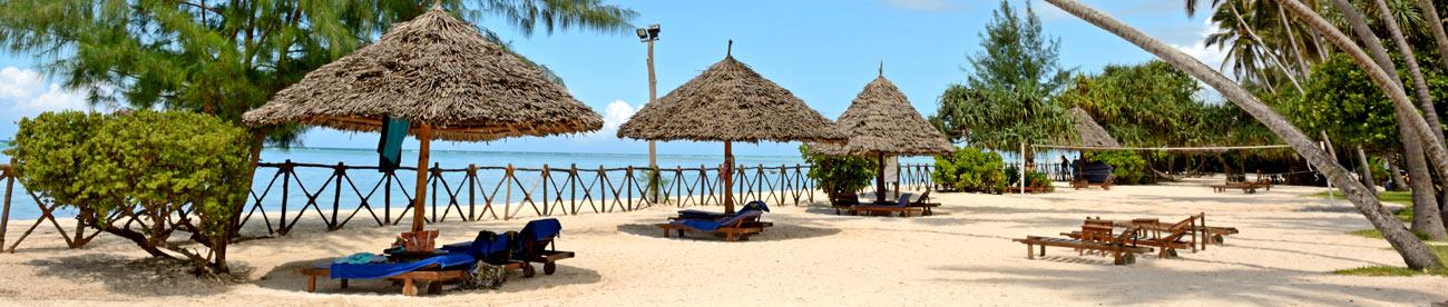 Ocean Paradise Resort, Zanzibar