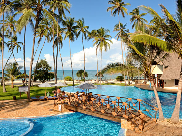 Ocean Paradise Resort, swimming pool