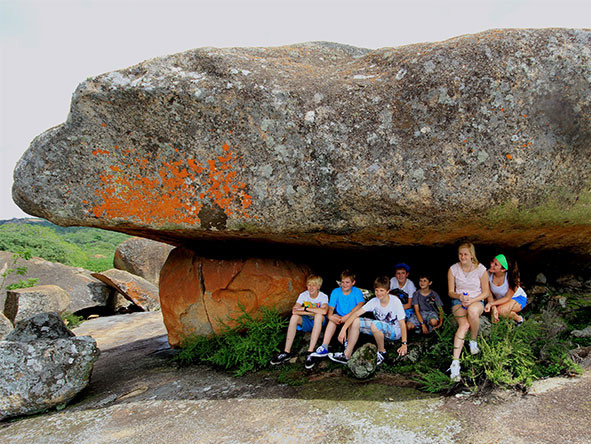 The Big Cave, Zimbabwe