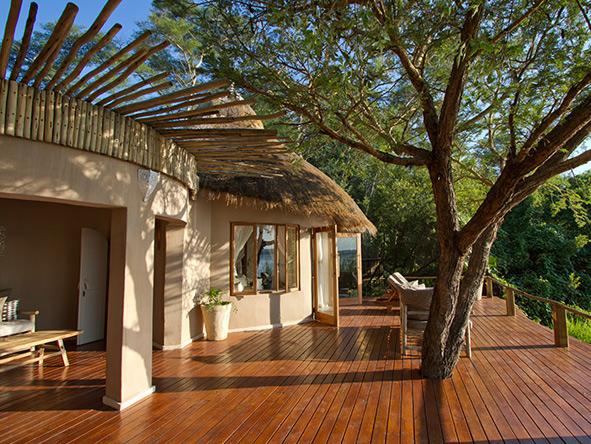 Tongabezi private suite