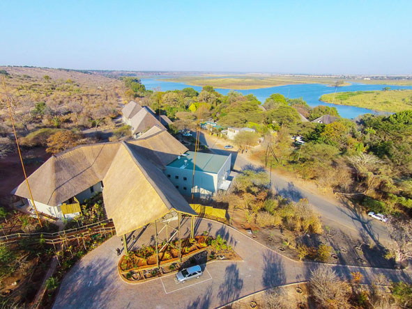 Chobe Game Lodge, Botswana