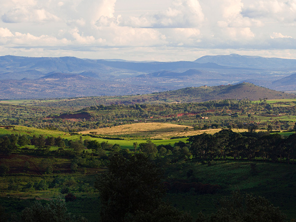 Great Rift Valley, Tanzania