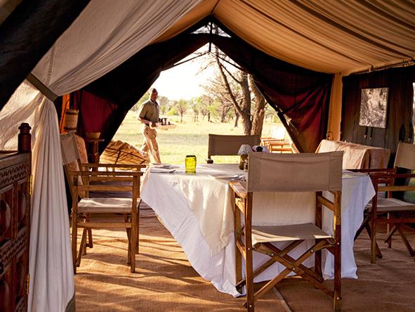 Serians Serengeti Mobile Camp
