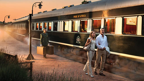 Luxury Train Travel - Tours & Safaris