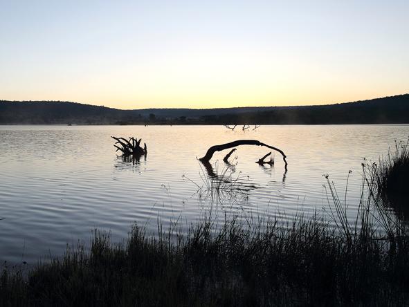 Shambala Private Game Reserve, Lake