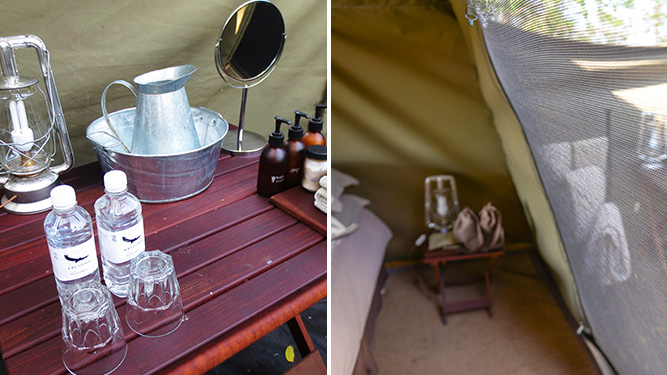 Practical Tips for Mobile Camping - keeping clean