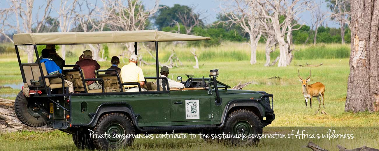 Why We Love Conservancies