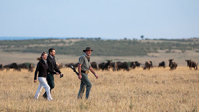 Why We Love Conservancies - guided walk