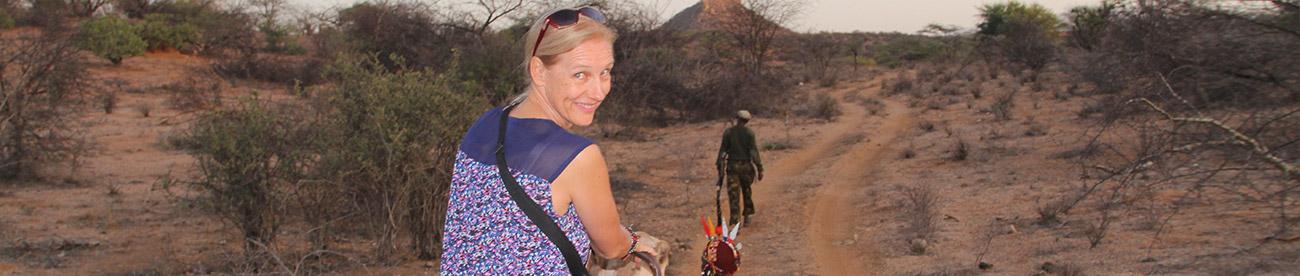 Africa Safari Expert - Anja Naude
