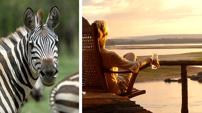 Best African Safari Tours - Mara, Serengeti & Selous Safari