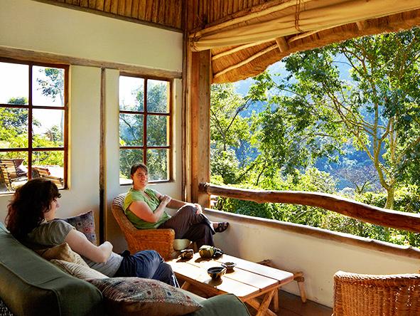 Volcanoes Bwindi Lodge, Mountain Canopy