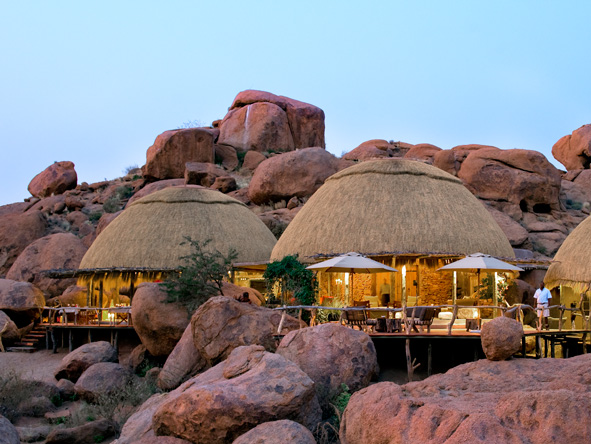 Camp Kipwe, Damaraland, Namibia
