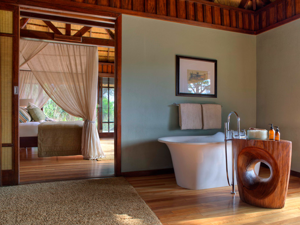 Phinda Vlei, bedroom suites