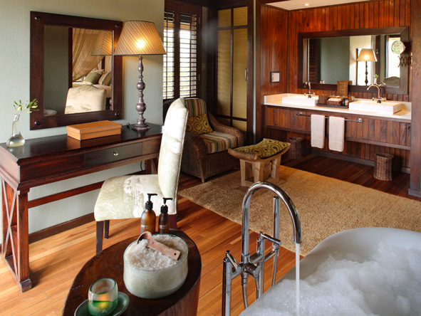 Phinda Vlei, luxurious en-suites