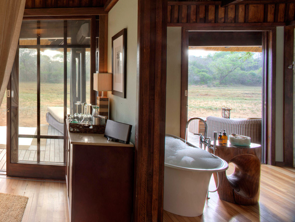 Phinda Vlei Lodge, Luxury private suite
