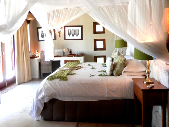Simbambili, honeymoon suite