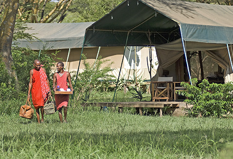 Luxury Kenya Accommodation