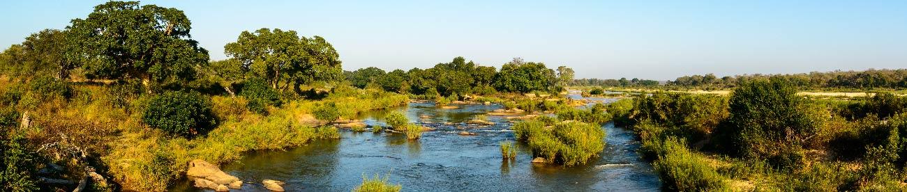 Plains Camp, South Africa